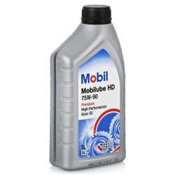 Трансмиссионное масло Mobil Mobilube HD 75W-90 (1 л.) 152662