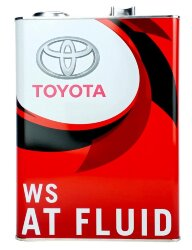 Трансмиссионное масло Toyota ATF WS (4 л.) 08886-02305
