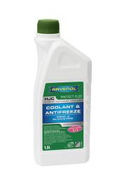Охлаждающая жидкость Ravenol HJC Protect FL22 Concentrate (1,5 л.) 1410122150
