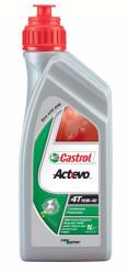 Масло четырехтактное Castrol Act-Evo 4T 10W-40 (1 л.) 151A84