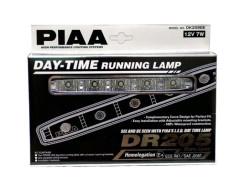 Дневные ходовые огни PIAA Lamp DR205 6000K DK209BE