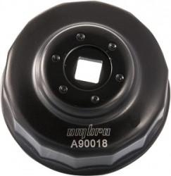 Съемник масляных фильтров Ombra 14-граней, 65 мм A90018