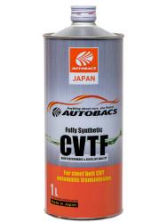 Трансмиссионное масло Autobacs CVTF (1 л.) A01555203