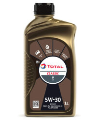 Моторное масло Total Classic 9 C2 5W-30 (1 л.) 213787