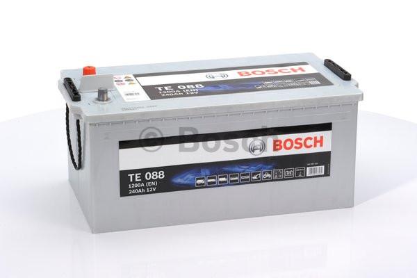 Аккумулятор Bosch 12V 240Ah 1200A 0092TE0888