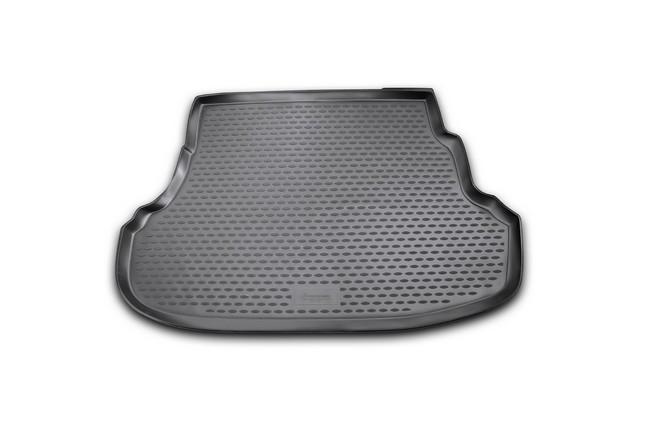 Коврик багажника Novline HYUNDAI SOLARIS 10- седан Comfort-Optima-Family (полиуретан) NLC2041B10