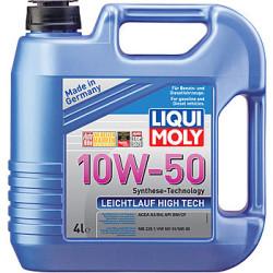 Моторное масло Liqui Moly Leichtlauf High Tech 10W-50 (5 л.) 9083