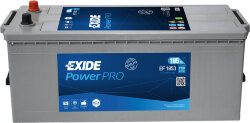 Аккумулятор Exide EF1853 185Ah 1150A 513x226x223 п.п. (+-) Heavy Professional