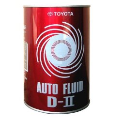 Трансмиссионное масло Toyota Auto Fluid D-II (1 л.) 08886-00306