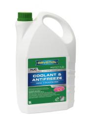 Охлаждающая жидкость Ravenol HJC Protect FL22 Concentrate (5 л.) 1410122005