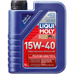 Моторное масло Liqui Moly Touring High Tech 15W-40 (1 л.) 8905
