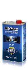 Моторное масло Hi-Gear 0W-40 (1 л.) HG0040