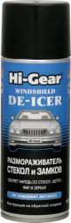 Hi-Gear Windshield De-Icer Размораживатель стекол и замков (0,52 л.) HG5632