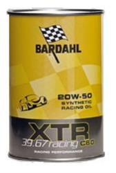 Моторное масло Bardahl XTR C60 Racing 39.67 20W-60 (1 л.) 318039