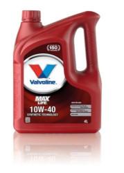 Моторное масло Valvoline Maxlife 10W-40 (4 л.) 872296