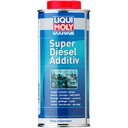 Liqui Moly Marine Super Diesel Additive Присадка супер-дизель (1 л.) 25007