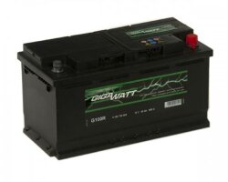 Аккумулятор Gigawatt 0185759502 95Ah 800A 353x175x190 о.п. (-+) (ETN 595402080 G100R)