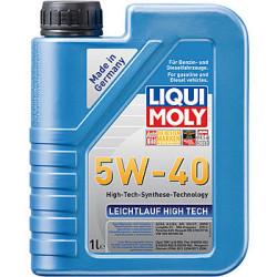 Моторное масло Liqui Moly Leichtlauf High Tech 5W-40 (1 л.) 8028
