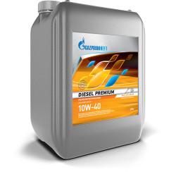 Моторное масло Газпромнефть Diesel Premium 10W-40 (20 л.) 2389901213