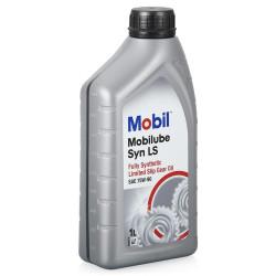 Трансмиссионное масло Mobil Mobilube SYN LS 75W-90 (1 л.) 150629