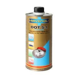Тормозная жидкость Ravenol DOT 5.1 (1 л.) 1350602001