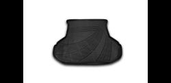 Коврик багажника Novline LADA Priora, 2007-, седан, 1 шт. (полиуретан) E010250E1
