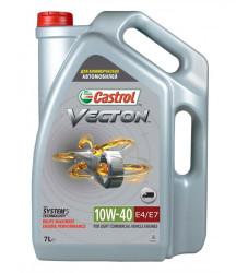 Моторное масло Castrol Vecton 10W-40 E4/E7 (7 л.) 15BA42