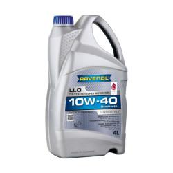 Моторное масло Ravenol LLO 10W-40 (4 л.) 1112112004