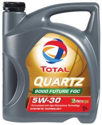 Моторное масло Total Quartz 9000 Future FGC 5W-30 (5 л.) 209056