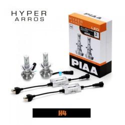 Диоды PIAA Bulb LED Hyper Arros 4000lm 4000K LEH130E