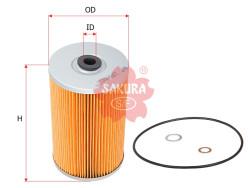 Фильтр топливный Sakura F1503