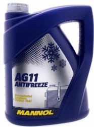 Охлаждающая жидкость Mannol Longterm AG11 (5 л.) 2031