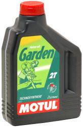 Масло двухтактное Motul Garden 2T (2 л.) 100046