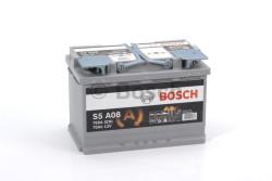 Аккумулятор Bosch S5A 12V 70Ah 760A 0092S5A080