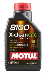Моторное масло Motul 8100 X-Clean EFE 5W-30 (1 л.) 109470