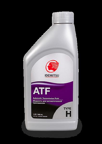 Трансмиссионное масло Idemitsu ATF Type-H (1 л.) 30040098-750