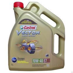 Моторное масло Castrol Vecton Long Drain 10W-40 E7 (5 л.) 157AEF