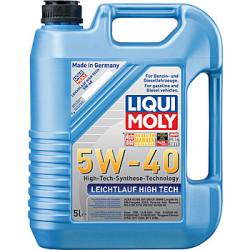 Моторное масло Liqui Moly Leichtlauf High Tech 5W-40 (5 л.) 8029