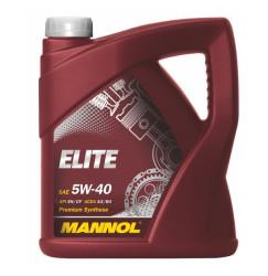 Моторное масло Mannol Elite 5W-40 (4 л.) 1006