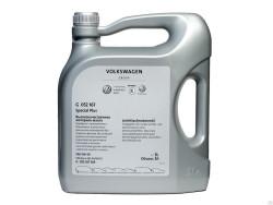 Моторное масло Volkswagen (VAG) Special Plus 5W-40 (5 л.) G052167M4
