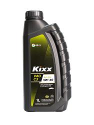 Моторное масло Kixx PAO 5W-40 (1 л.) L2092AL1E1