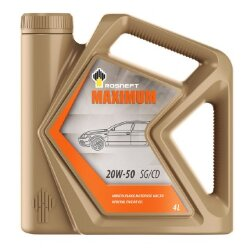 Моторное масло Rosneft Maximum 20W-50 (4 л.) 40814542