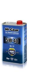 Моторное масло Hi-Gear 5W-40 (1 л.) HG0540