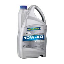 Моторное масло Ravenol TSI 10W-40 (4 л.) 1112110004