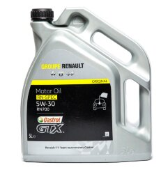 Моторное масло Renault RN-Spec 5W-30 RN700 (5 л.) 7711943684