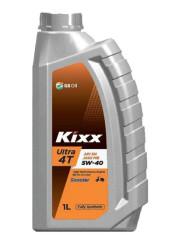 Масло четырехтактное Kixx Ultra 4T Scooter 5W-40 (1 л.) L5128AL1E1