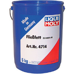 Liqui Moly Fliessfett ZS KOOK-40 Смазка для центральных систем (25 кг.) 4714