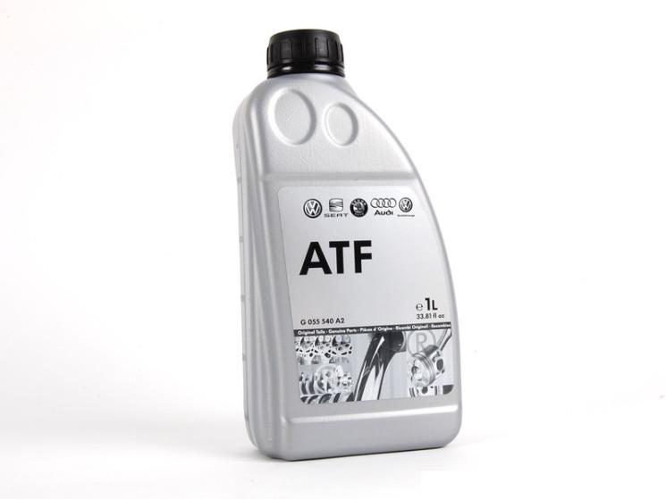 Трансмиссионное масло Volkswagen (VAG) ATF G055540 (1 л.) G055540A2