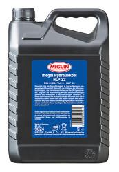 Гидравлическое масло Meguin Hydraulikoel HLP 32 (5 л.) 9024