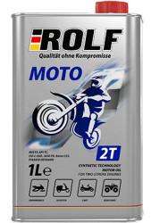 Масло двухтактное Rolf Moto 2T (1 л.) 322512
